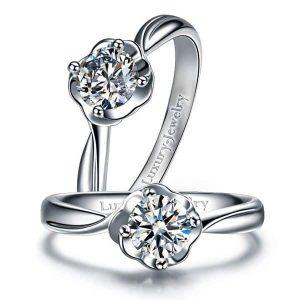 טבעת אירוסין הגברת הראשונה
