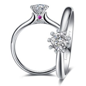 טבעת אירוסין פנסי