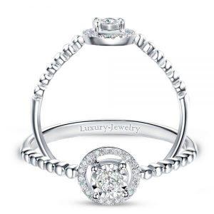 טבעת אירוסין אקסלנט