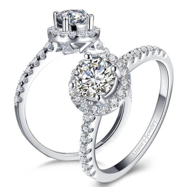 טבעת אירוסין בריליאנט