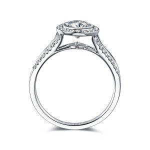 טבעת אירוסין אצילית