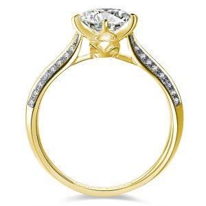 טבעת אירוסין אפרודיטה