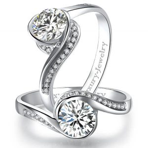 טבעת אירוסין גלמורס
