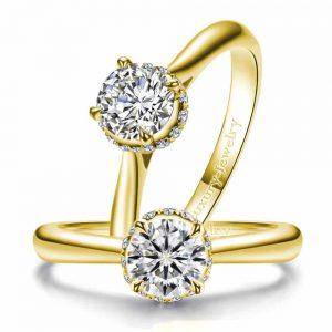 טבעת אירוסין מוכרחים לרקוד