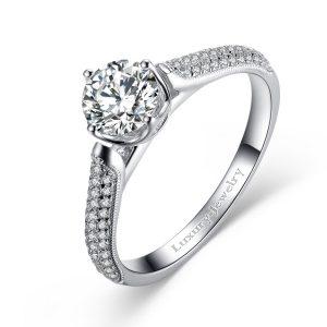 טבעת אירוסין פוראבר