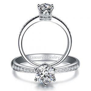 טבעת אירוסין מלכות