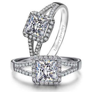 טבעת אירוסין פרינסס
