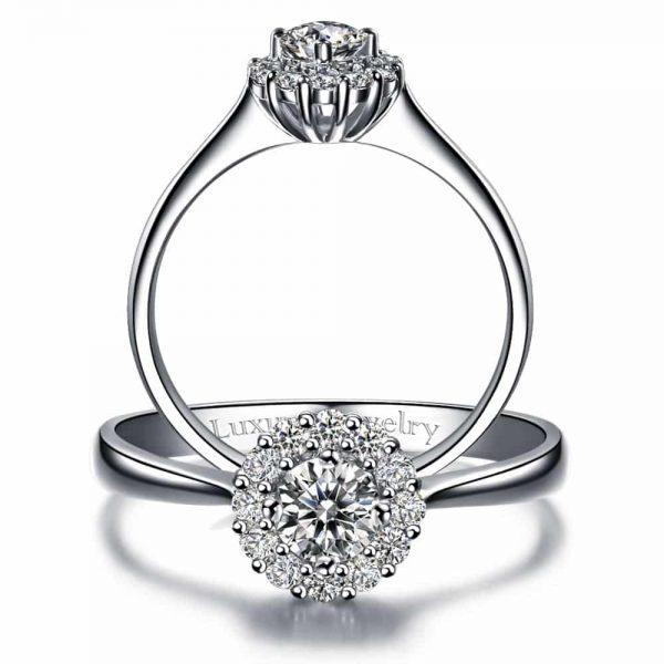 טבעת אירוסין החיים היפים