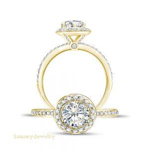 טבעת אירוסין לקצ'ורי