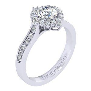 טבעת אירוסין אמנדה