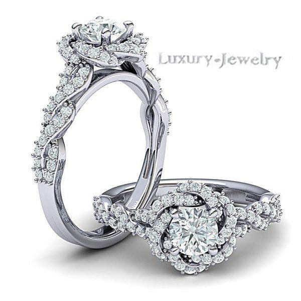 טבעת אירוסין ycg, thruxhi