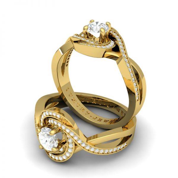 טבעת אירוסין סטורם