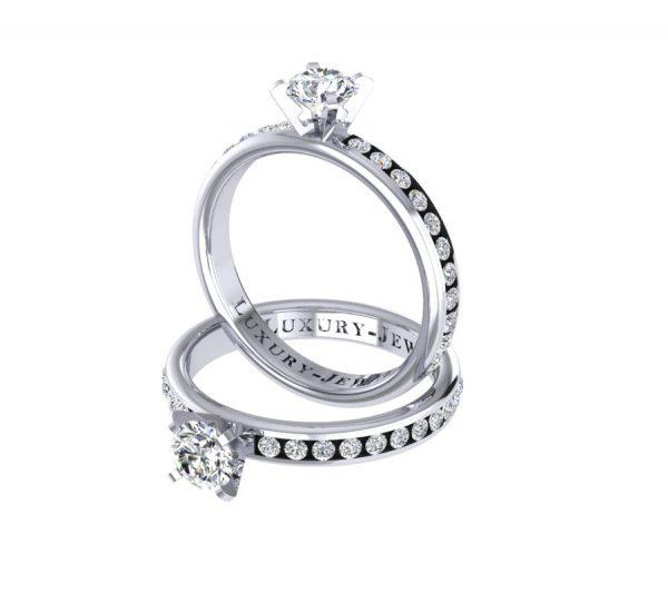 טבעת אירוסין שביל הזהב
