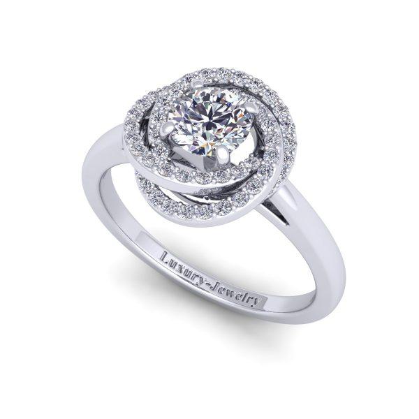 טבעת אירוסין טורנדו