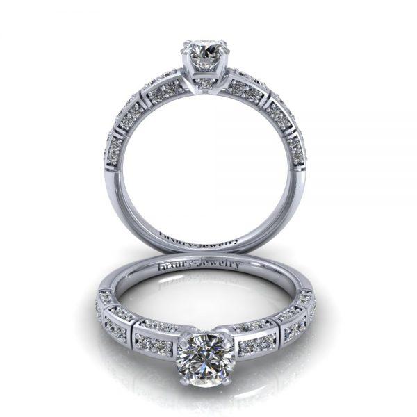 טבעת אירוסין בלוקס
