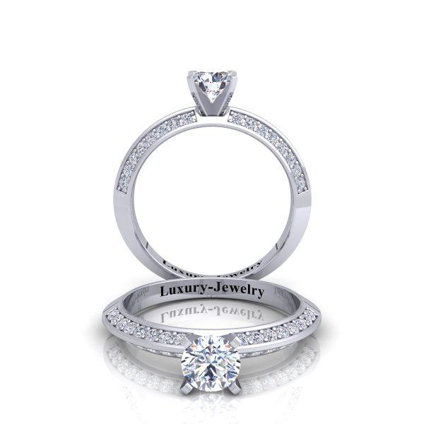 טבעת אירוסין צמרת