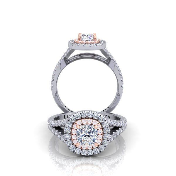 טבעת אירוסין ליזה