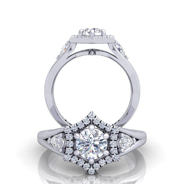 טבעת אירוסין פרמייר