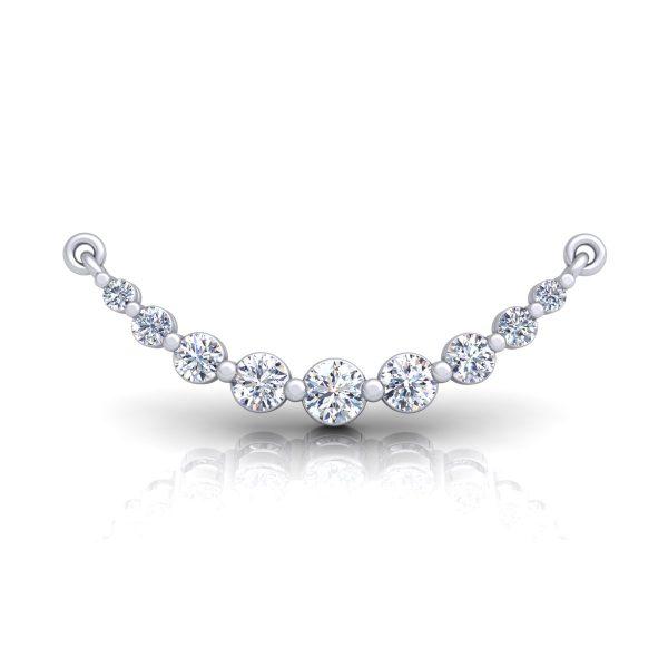 שרשרת יהלומים שוהם