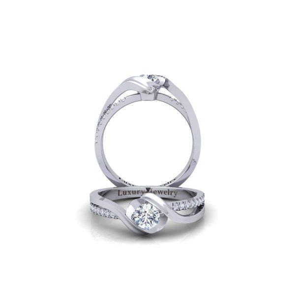 טבעת אירוסין לינוי